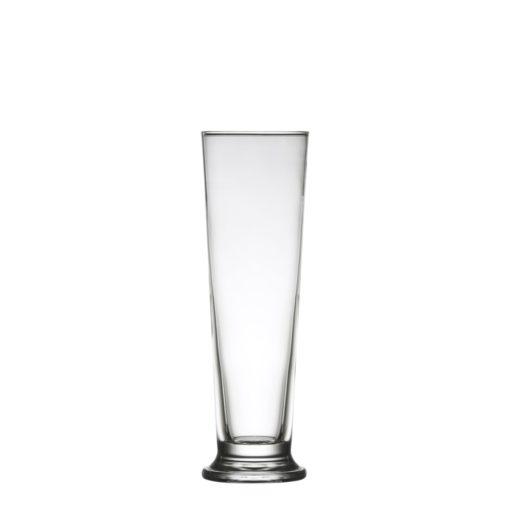 D&V Draught Skol Beer Glass 12.8oz