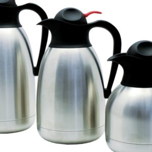 Fortessa Stainless Steel Double Steel Liner Insulated Beverage Server 50oz