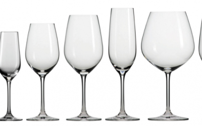 Different Types of Wine Glasses