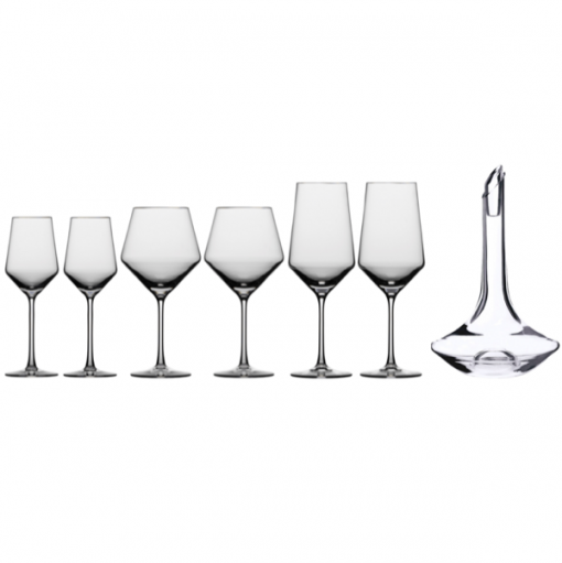 Pure Combination Gift Set w-Ibis Decanter